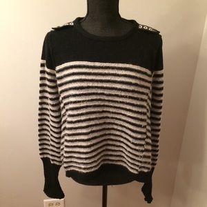Free People Wool / Angora Blend Sweater Women's L